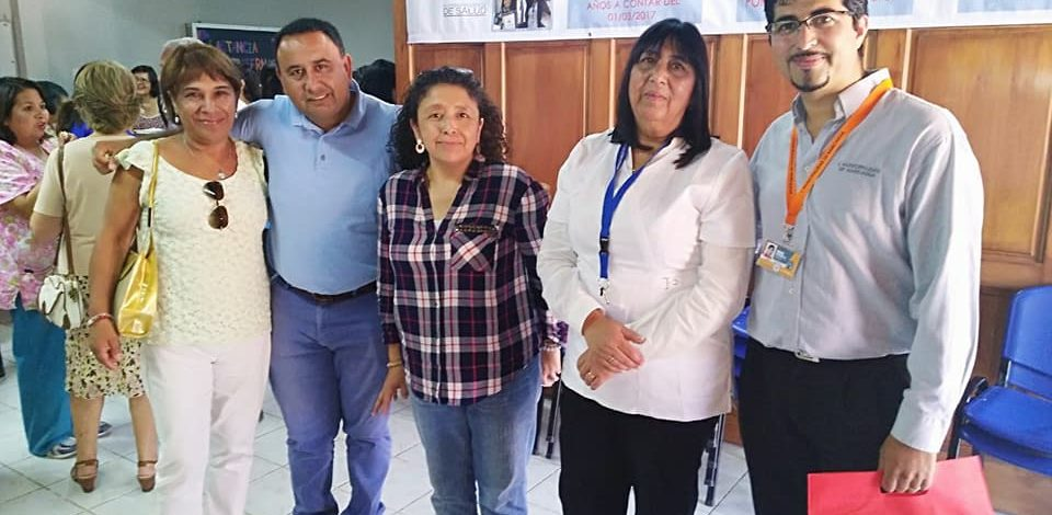 Cuenta Pública 2017 Hospital de Nancagua.